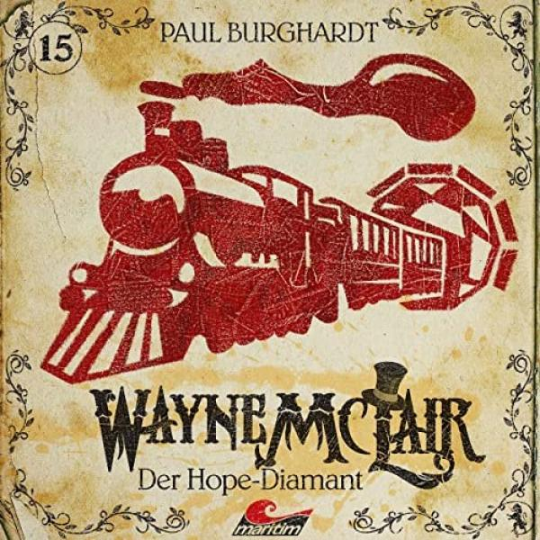 Der Hope-Diamant: Wayne McLair 15