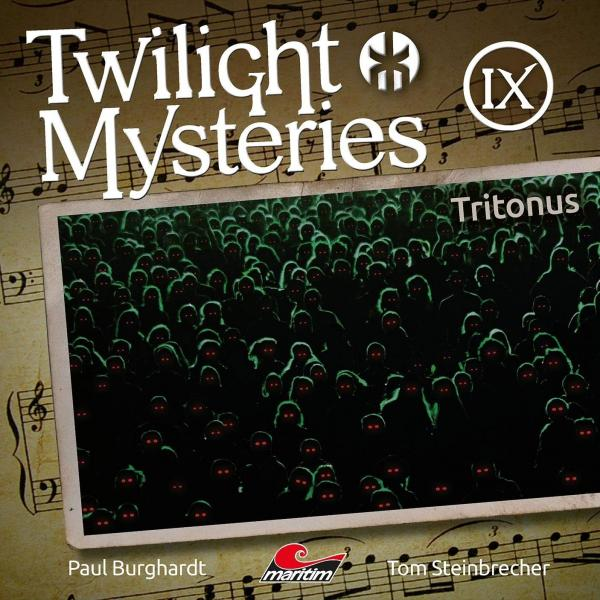 Twilight Mysteries - Tritonus